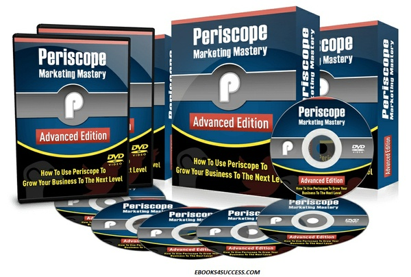 Periscope Marketing Mastery + Advanced Edition
