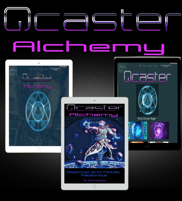 Q-Caster Alchemy  (Mobile and Desktop)