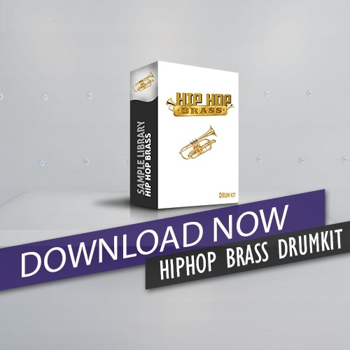 Hip Hop Brass Sample Library [DRUM KIT]