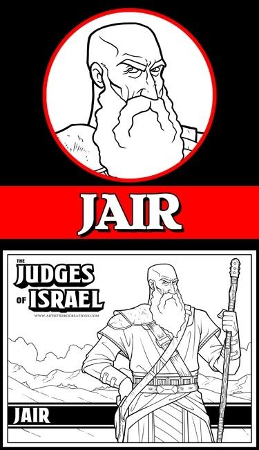 The Judges of Israel: Jair