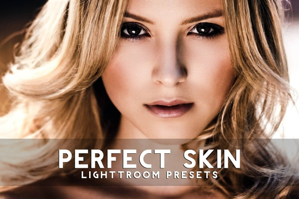 Perfect Skin Lightroom Presets