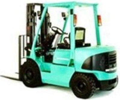 Mitsubishi Diesel Forklift Truck  FD15K, FD18K, FD20K, FD25K, FD30K, FD35K Workshop Service Manual