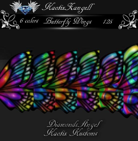 Butterfly Wings File