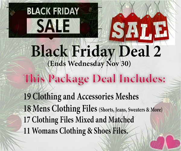 Christmas Special *Black Friday Offer* Now Only $6.99