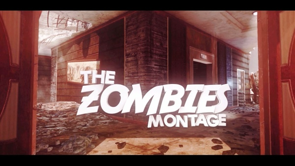 The Zombies Montage ft. Red Gandhi Project File