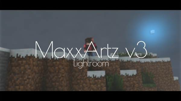 MaxxArtz v3 | Official Lightroom