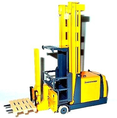 Jungheinrich Electric stacker ETX KOMBI 125, ETX KOMBI 150 (07.95-12.99) Workshop Service Manual
