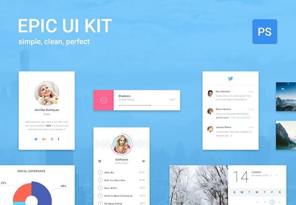 Epic UI Kit