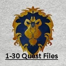 Eeny's Alliance Vanilla Quest Files