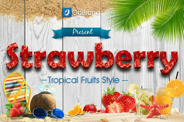 36 Tropical Fruit Styles Vol 01
