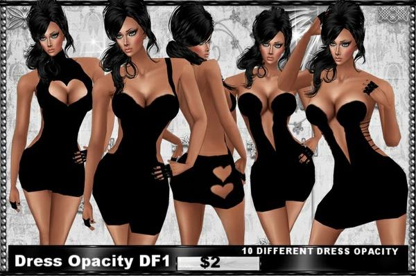 DRESS OPACITY DF1