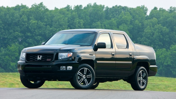 Honda Ridgeline 2009 to 2013 Service Workshop repair manual