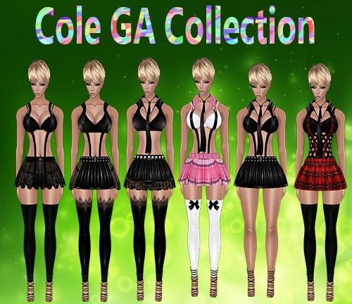 Cole GA Collection