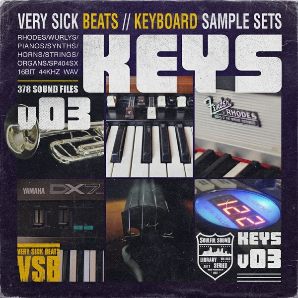Very Sick Keys Vol. 3