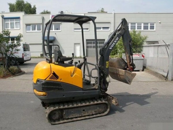 VOLVO EC13 XTV EC13XTV COMPACT EXCAVATOR SERVICE REPAIR MANUAL - DOWNLOAD
