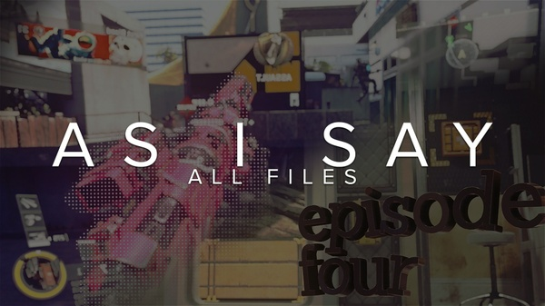 AS I SAY - All Files