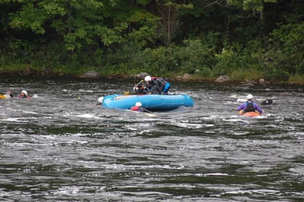Penobscot Rafting 09/04/2017