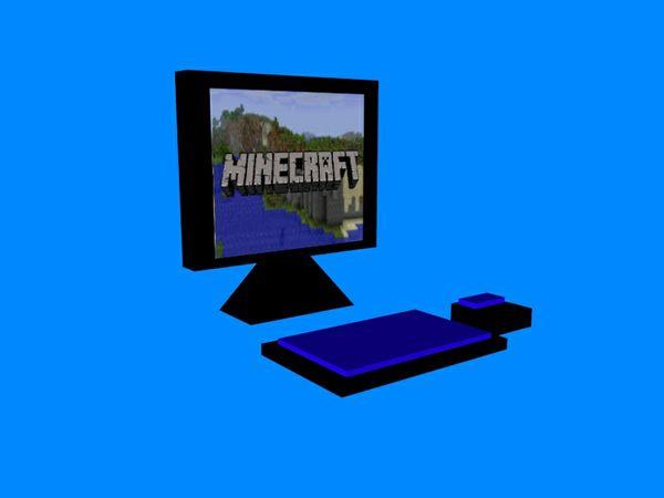 cinema 4d minecraft. Black Bedroom Furniture Sets. Home Design Ideas