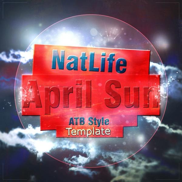 NatLife - April Sun (ATB Style FL Studio Template)
