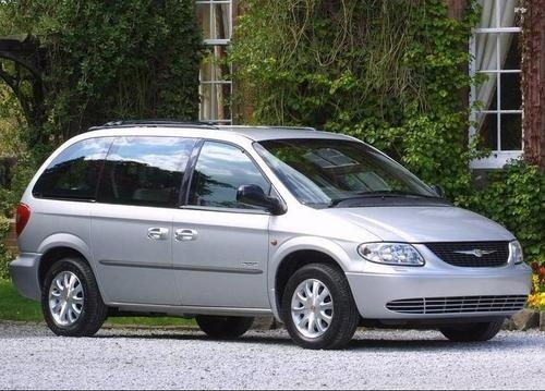 2001 Chrysler Voyager RS/RG Service Repair Manual