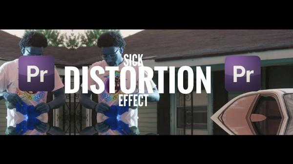 Music Video Effect | Distortion/Mirror
