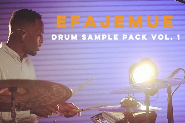 Efajemue Drum Sample Pack