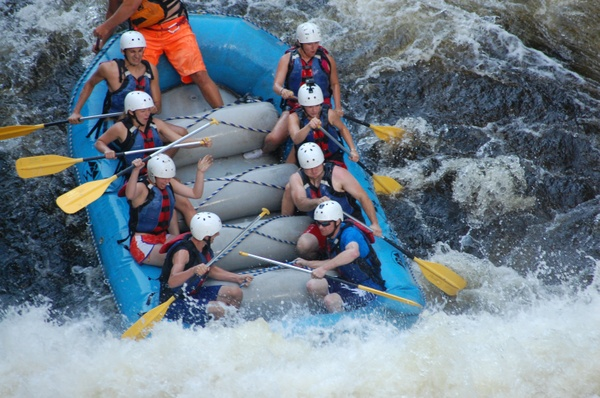 Penobscot Rafting Video 6/4/2016