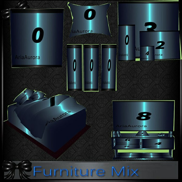 Small Furniture Bundle with Resell Rights!