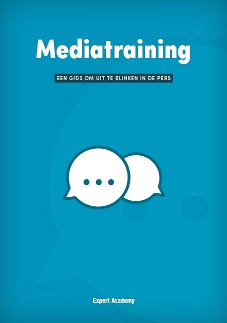 Mediatraining - Een gids om uit te blinken in de pers
