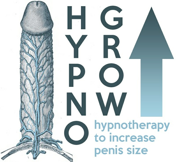 HYPNO-GROW - (Audio Hypnotherapy to Increase Penis Size)