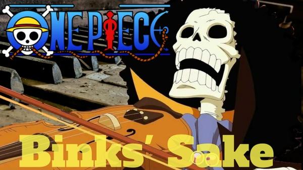 One Piece - Binks' sake - Piano version - Marco Tornatore
