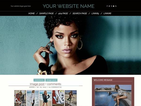 Wordpress Premade #002