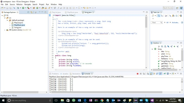 P2: Interactive PlayList Analysis Solution