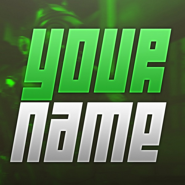 Amazing Gaming Banner Template!!!   Justin Orta - Sellfy.Com