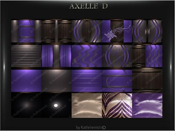 AXELLE D