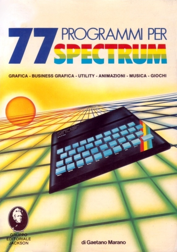 77 programmi per ZX Spectrum
