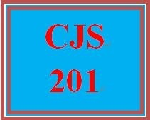 CJS 201 Week 4 Corrections Presentation