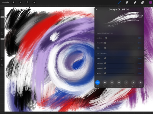 FREE PAINT Brush Set: 7+ Oil Paint, Marker, Pastel Spray & Blending Brushes for Procreate