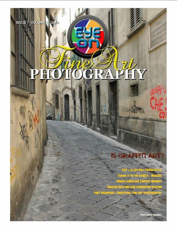 Eye on Fine Art Photography Issue 1 Volume 8