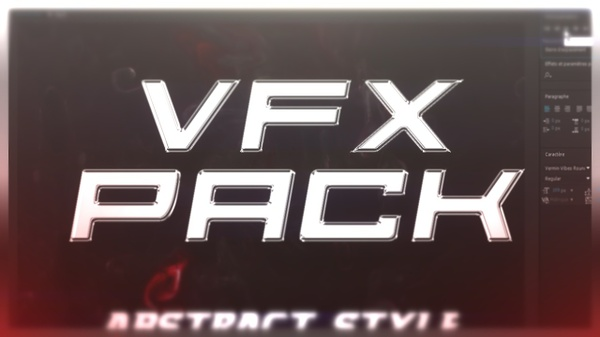 VFX pack by skull