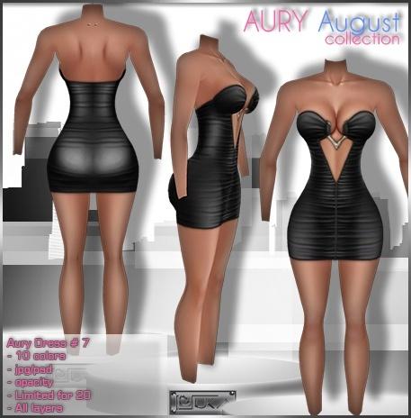 2014 Aury Dress # 7