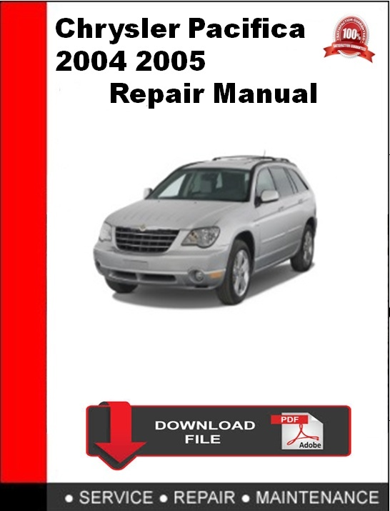Chrysler Pacifica 2004 2005 Repair Manual