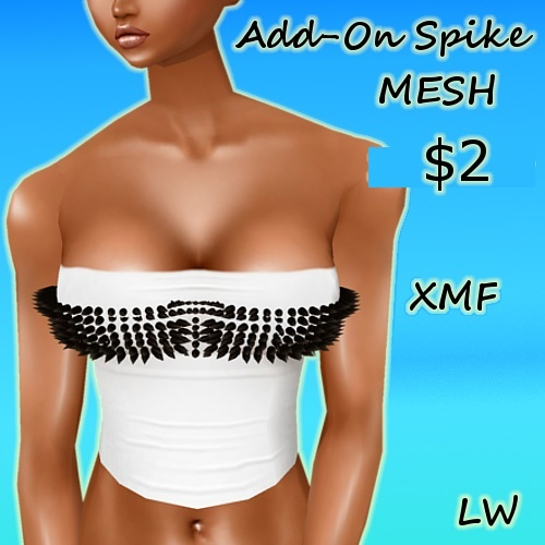 Add-On Spike MESH