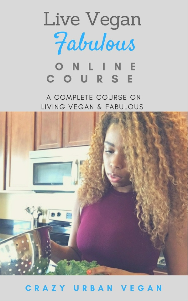 Live Vegan Fabulous Course
