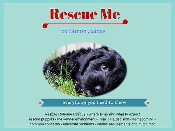 Rescue Me- A Guide to rescuing a Cockapoo and other dogs