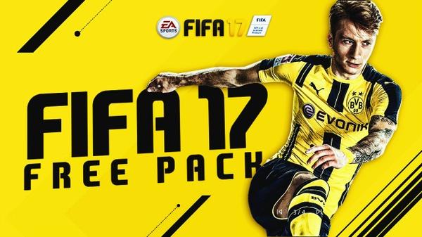 FIFA 17 FREE PACK | RAULCHEET