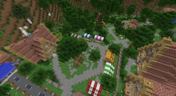Minecraft Server Network 2 [DOWNLOAD]