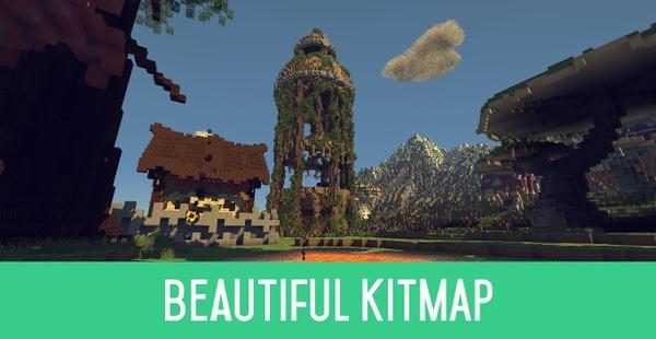 Beautiful KitMap