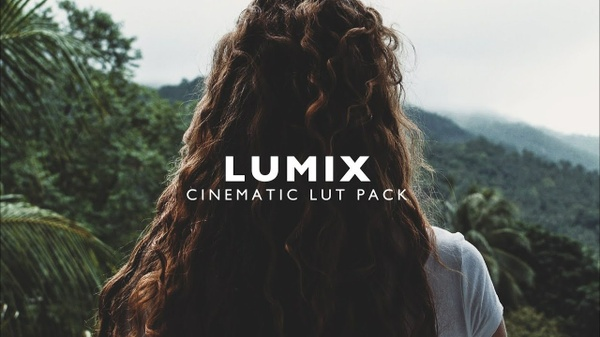LUMIX Cinematic LUT Pack
