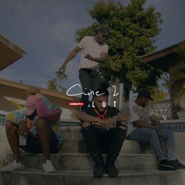 swaygfx™  ( Cine 2 )  - LUT